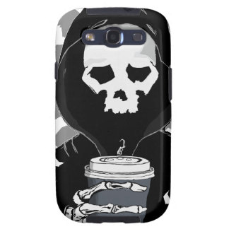First Coffee of the Mourning Samsung Galaxy SIII Covers