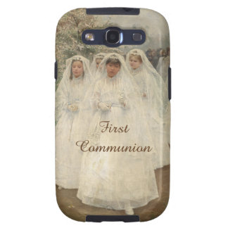 First Communion Galaxy S3 Covers
