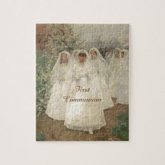 First Communion Puzzle