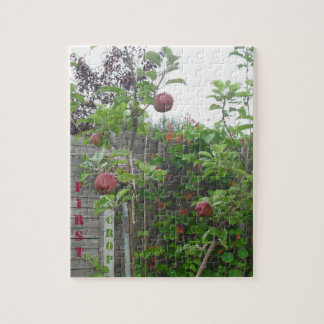 First Crop Jigsaw Puzzle