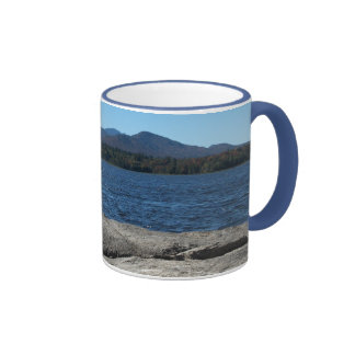 First Day of Autumn 2007 in the Adirondacks 1 Coffee Mug