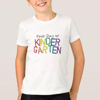 First Day of Kindergarten T-Shirt