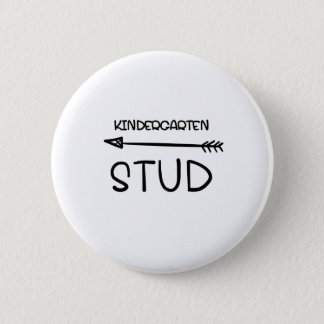 First day Of School 2017  Kindergarten Studs 2 Inch Round Button