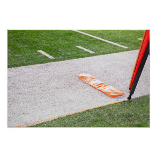 First Down Marker Poster