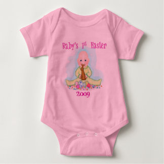 First Easter, Baby - Customized Baby Bodysuit