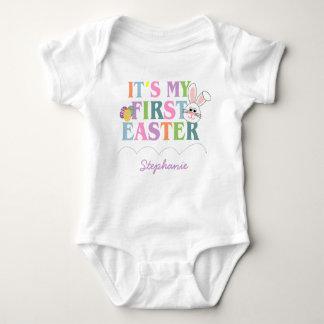 First Easter Pastels Shirt
