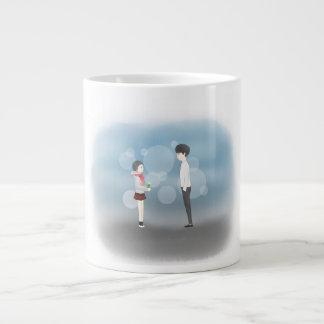 First Encounter Large Coffee Mug