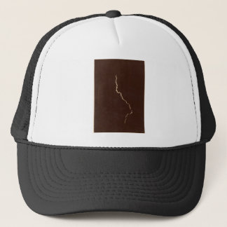 First ever photograph of lightning bolt - 1886 trucker hat