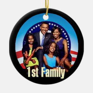 FIRST FAMILY Ornament