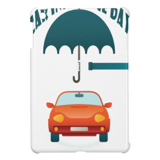 First February - Car Insurance Day iPad Mini Cover