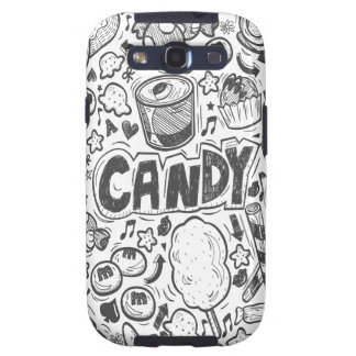 First February - Decorating With Candy Day Galaxy S3 Covers