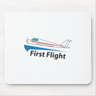 FIRST FLIGHT MOUSE PAD
