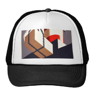 First Foreign Trade Zone Trucker Hat