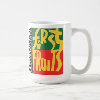 First Fruits Kwanzaa Mug