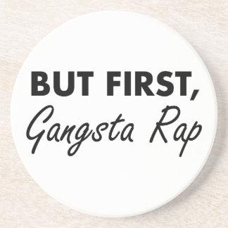 First Gangsta Rap Coaster