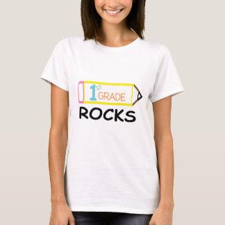 First Grade Rocks T-Shirt