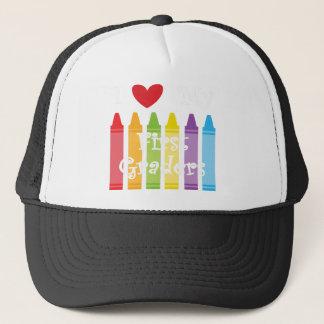 first grade teacher2 trucker hat