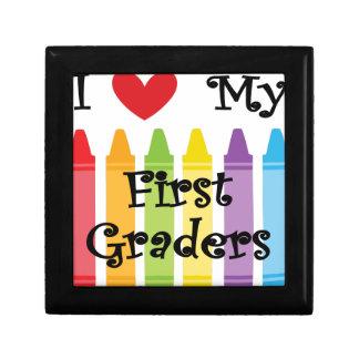 first grade teacher gift box