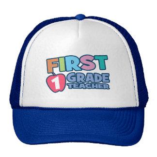 First Grade Teacher Hat