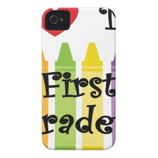first grade teacher iPhone 4 Case-Mate cases