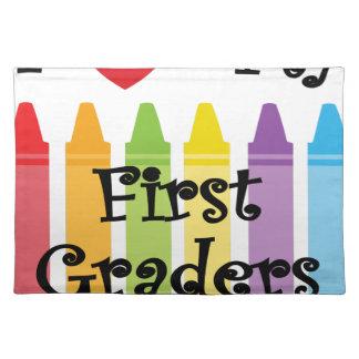 first grade teacher placemat