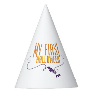 First Halloween Party Hat