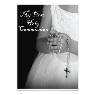 First Holy Communion 3 Card
