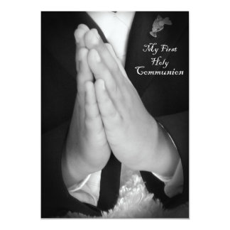First Holy Communion 6 Card