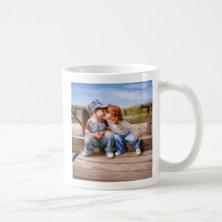 First Kiss Mug