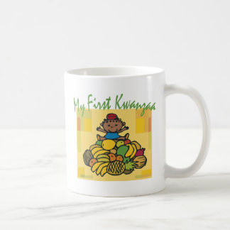 First Kwanzaa Classic White Coffee Mug