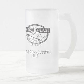 First & Last Tavern Avon 2012 : Frosted Mug