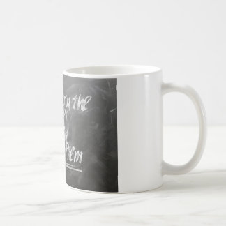 First Learn the Rules, then Break Them Coffee Mug