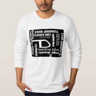 first long sleeve created T-Shirt