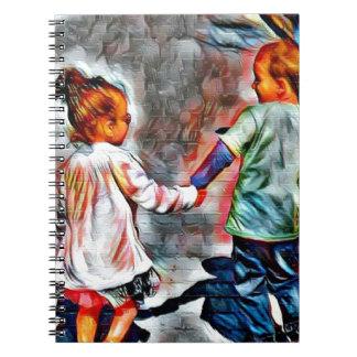 First Love Notebook