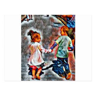 First Love Postcard
