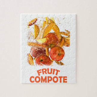 First March - Fruit Compote Day - Appreciation Day Jigsaw Puzzle