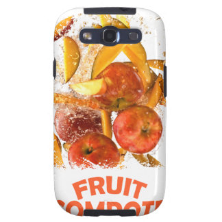 First March - Fruit Compote Day - Appreciation Day Samsung Galaxy S3 Covers