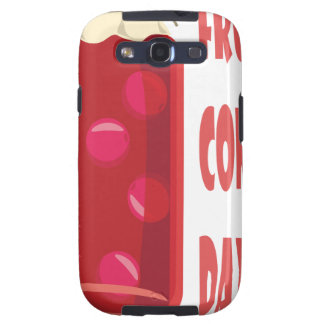 First March - Fruit Compote Day Galaxy S3 Cases