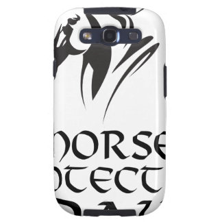 First March - Horse Protection Day Samsung Galaxy SIII Cover