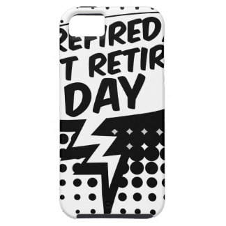 First March - Refired, Not Retired Day iPhone 5 Case