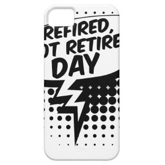 First March - Refired, Not Retired Day iPhone 5 Cover