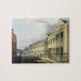 First Master's House, Harrow School, from 'History Jigsaw Puzzle