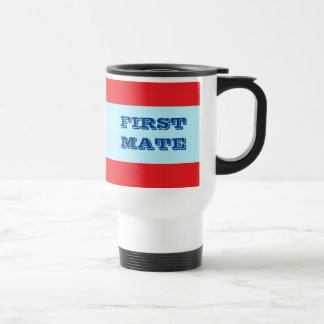 First Mate Travel Mug