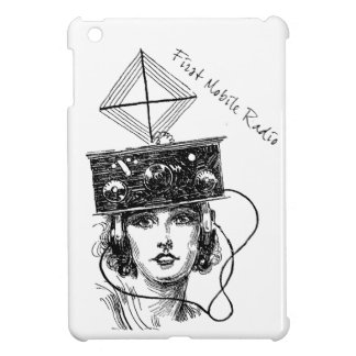 First Mobile Radio Cover For The iPad Mini