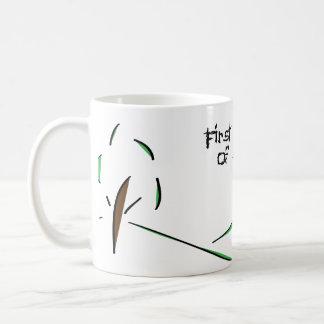 First Monday of Advent Coffee Mug