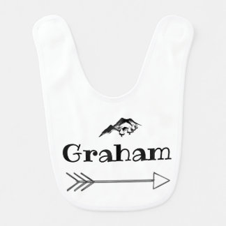 First Name Bib