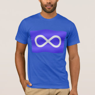 First Nation Shirt Metis Flag T-shirts