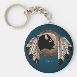 First Nations Keychain Wildlife Art Gifts Keepsake