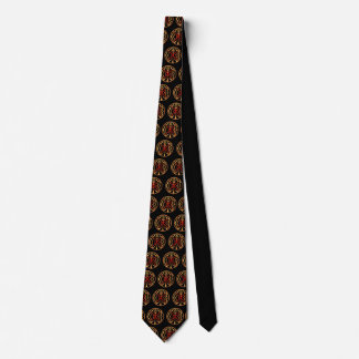 First Nations Ties Native Spiritual Art Tie