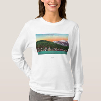 First Port of Entry in Alaska View T-Shirt